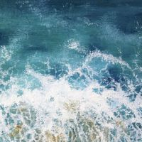 Sea Painting Abstract 9