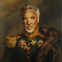 Sir Tom Jones George Dawe Style