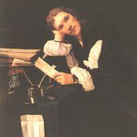 Sweerts Michiel Portrait Of A Young Man