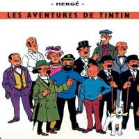 Tintin All Characters