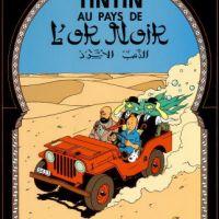 Tintin Au Pays De L Or Noir