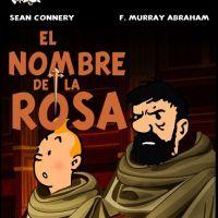 Tintin El Nombre De La Rosa