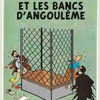 Tintin Et Les Bancs Angouleme