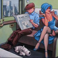 Tintin Hopper Compartment