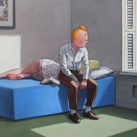Tintin Hopper Excursion En Philosophie Avec Le Professeur Tournesol