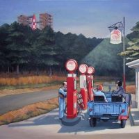 Tintin Hopper Gas