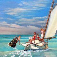 Tintin Hopper Ground Swell