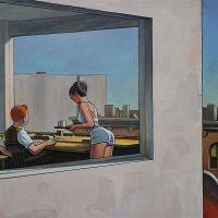 Tintin Hopper Office Corner
