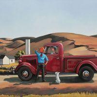 Tintin Hopper Rencontre Sur Great Hill Road
