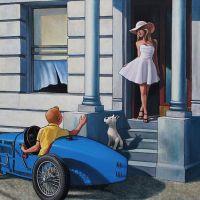 Tintin Hopper Summertime