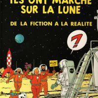 Tintin Ils Ont Marches Sur La Lune