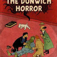 Tintin The Dunwich Horror