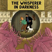 Tintin The Whisperer In Darkness