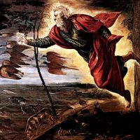 Tintoretto Creation Of The Animals