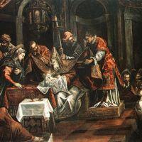 Tintoretto The Circumcision