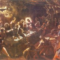 Tintoretto The Last Supper