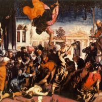 Tintoretto The Miracle Of St Mark Freeing The Slave