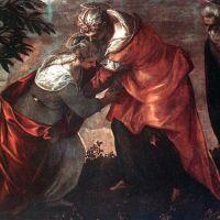 Tintoretto The Visitation