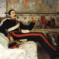 Tissot Colonel Frederick Gustavus Barnaby