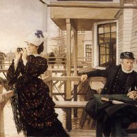 Tissot The Captains Daughter