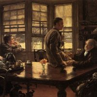 Tissot The Prodigal Son The Departure