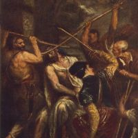 Titian Crowning With Thorns