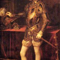 Titian Philipp Ii As Prince 1550