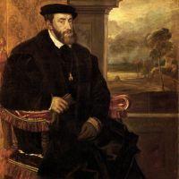 Titian Portrait Of Charles V - 1548