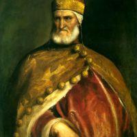 Titian Portrait Of Doge Andrea Gritti