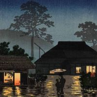 Tsuchiya Koitsu Aka Long Spell Of Rain