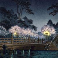 Tsuchiya Koitsu Benkei Bridge 1933
