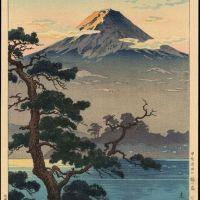 Tsuchiya Koitsu Koshu Yoshidaguchi Unoshima 1938