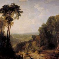 Turner Crossing The Brook