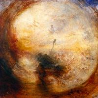 Turner Light And Colour Goethe S Theory The Morning After The Deluge