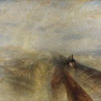 Turner Rain Steam And Speed The Great Western Railway