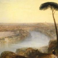 Turner Rome From Mount Aventine