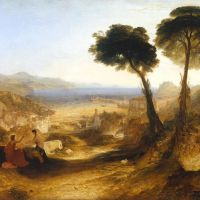 Turner The Bay Of Baiae With Apollo And The Sibyl