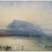 Turner The Blue Rigi