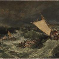Turner The Shipwreck