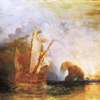 Turner Ulysses Deriding Polyphemus