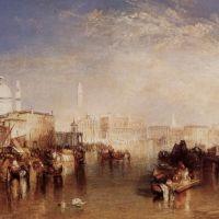 Turner Venice From The Giudecca