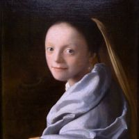 Vermeer Study Of A Young Woman