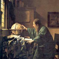 Vermeer The Astronomer