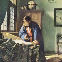 Vermeer The Geographer