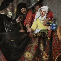 Vermeer The Procuress