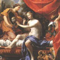Vouet Simon The Toilet Of Venus