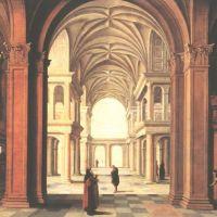 Vucht Jan Van Der Church Interior