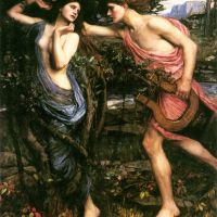 Waterhouse Apollo And Daphne