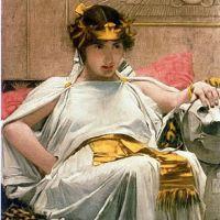 Waterhouse Cleopatra