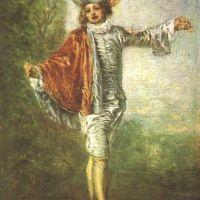 Watteau Jean Antoine L Indifferent